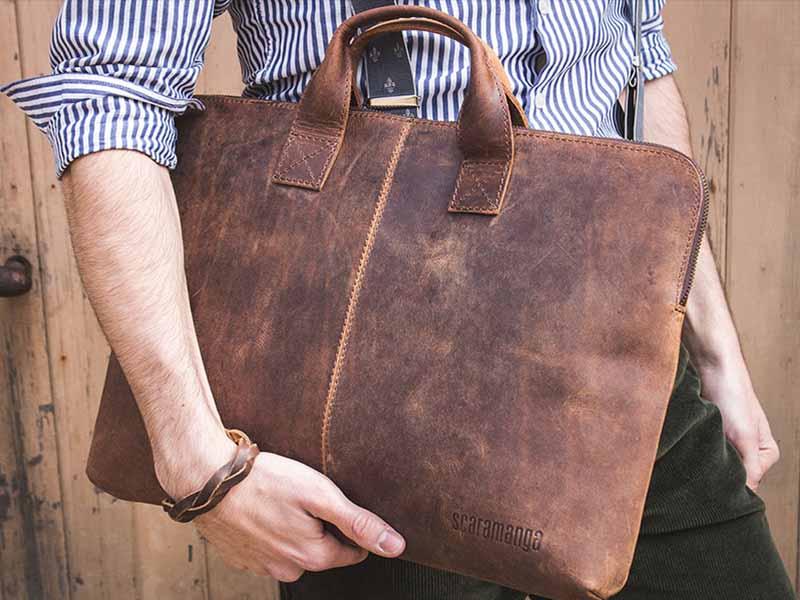 راهنمای انتخاب کیف چرم
