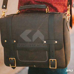 الگوی کیف دانشجویی دوشی