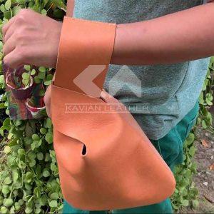 الگوی کیف دستی ساده زنانه