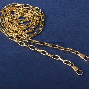 زنجیر بیضی آهنی