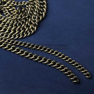 زنجیر شانل آهنی طرح تراش