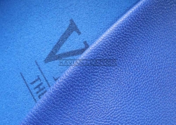 چرم مصنوعی خارجی فلوتر (آبی) کد 0308