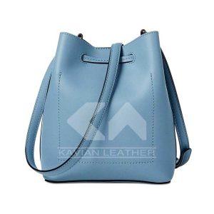 الگوی کیف زنانه چرم